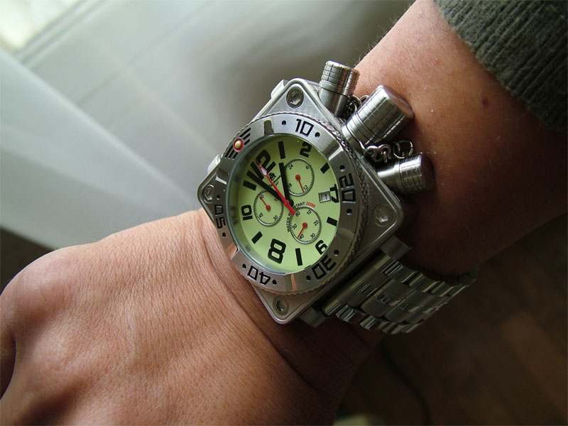 ugly watch